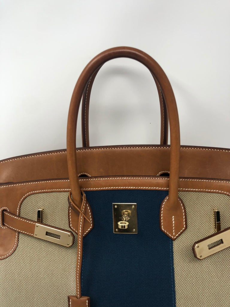 Hermes Birkin 35 Limited Edition  For Sale 6