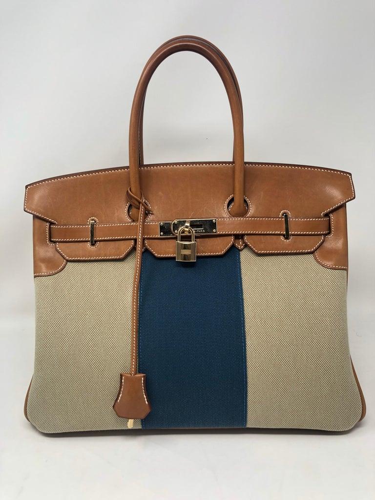 Women's or Men's Hermes Birkin 35 Limited Edition  For Sale
