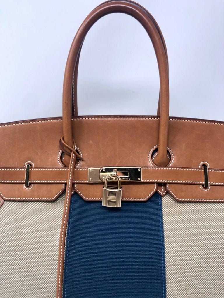 Hermes Birkin 35 Limited Edition  For Sale 1