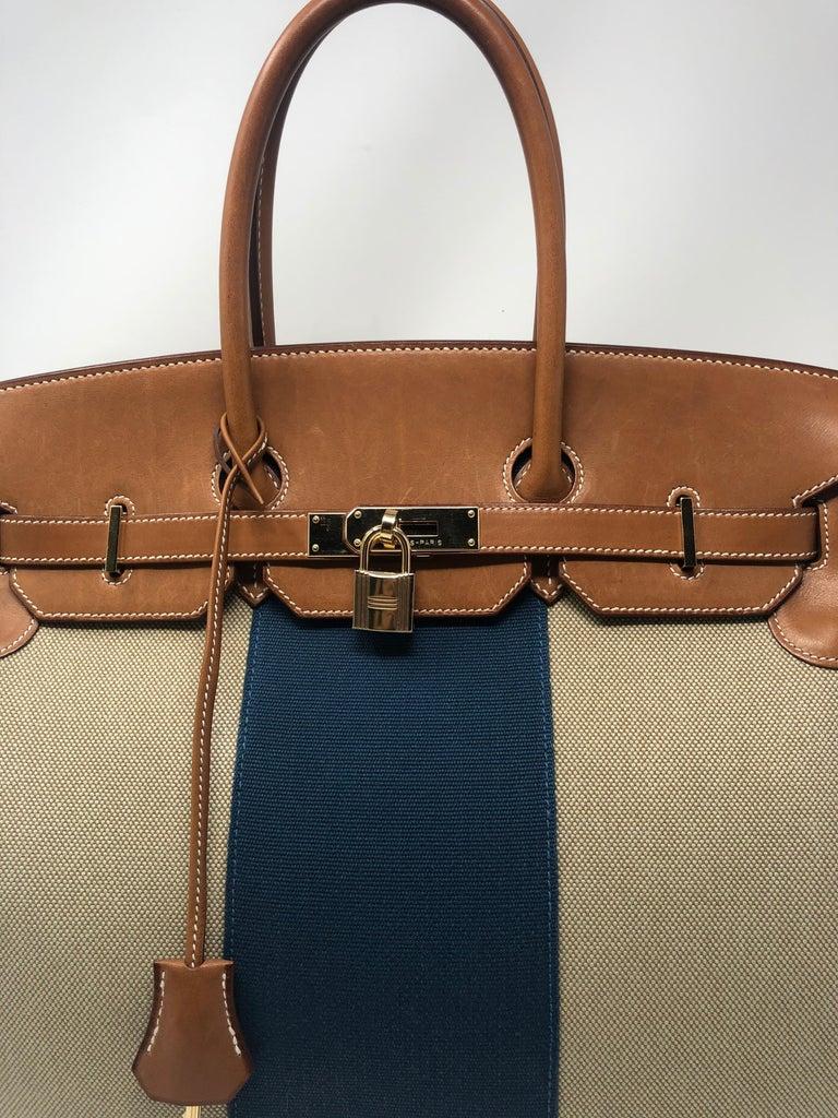 Hermes Birkin 35 Limited Edition  For Sale 4