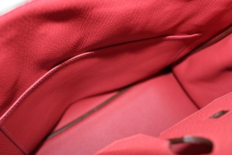 Hermes Birkin 35 Togo Rose Jaipur For Sale 2