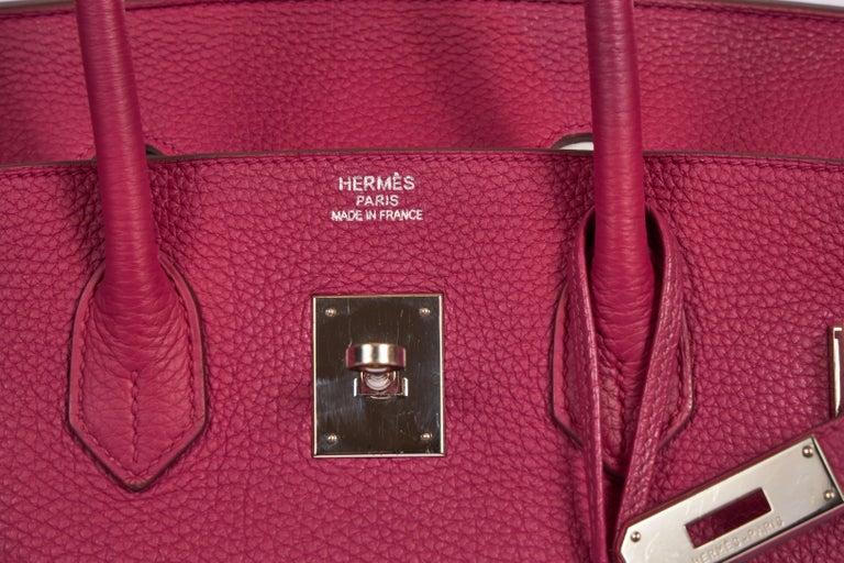 Hermes Birkin 35 Tosca Clemence Palladio 2