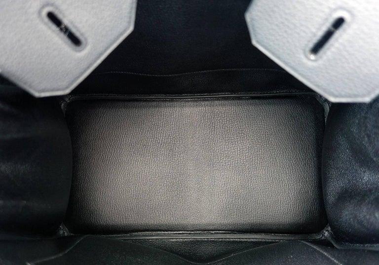 Hermes Birkin 35cm Black Togo Gold Hardware Y Stamp Bag, 2020 For Sale 4