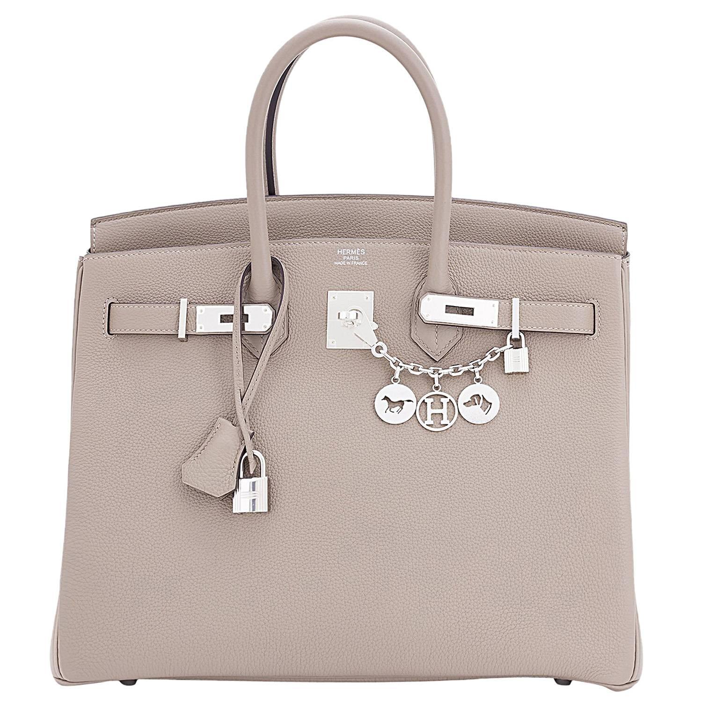 3c50ed8b1a Hermes Togo Handbags - 537 For Sale on 1stdibs