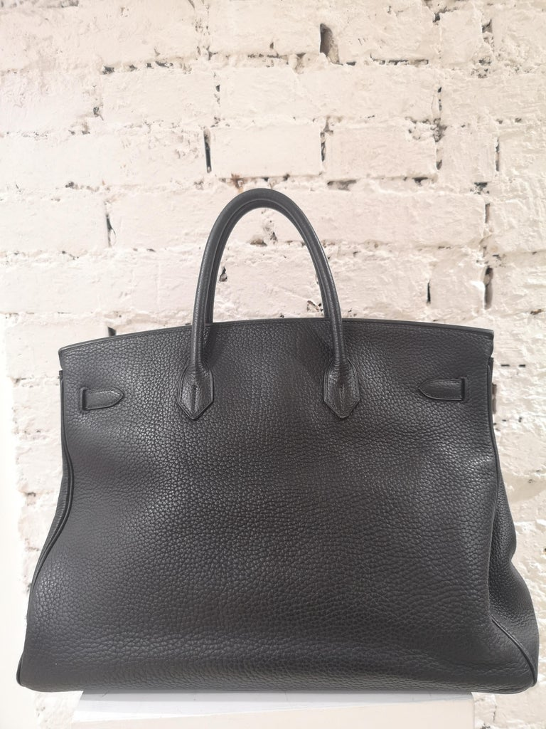 Hermes Birkin 40 Black  10