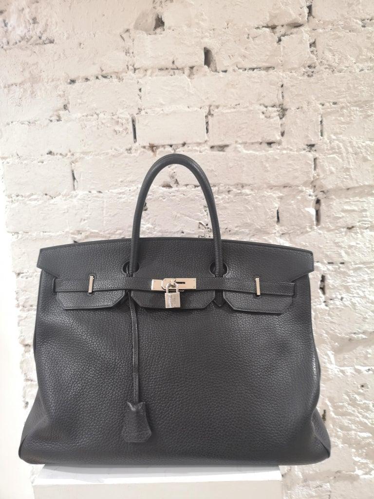 Women's or Men's Hermes Birkin 40 Black