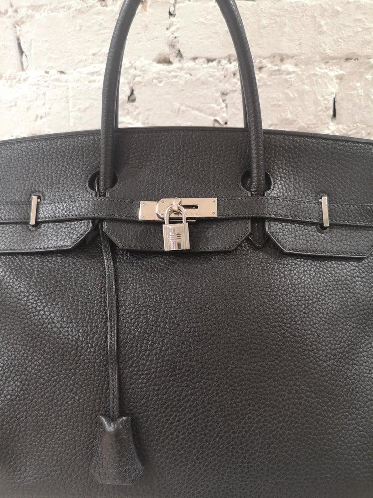 Hermes Birkin 40 Black  1