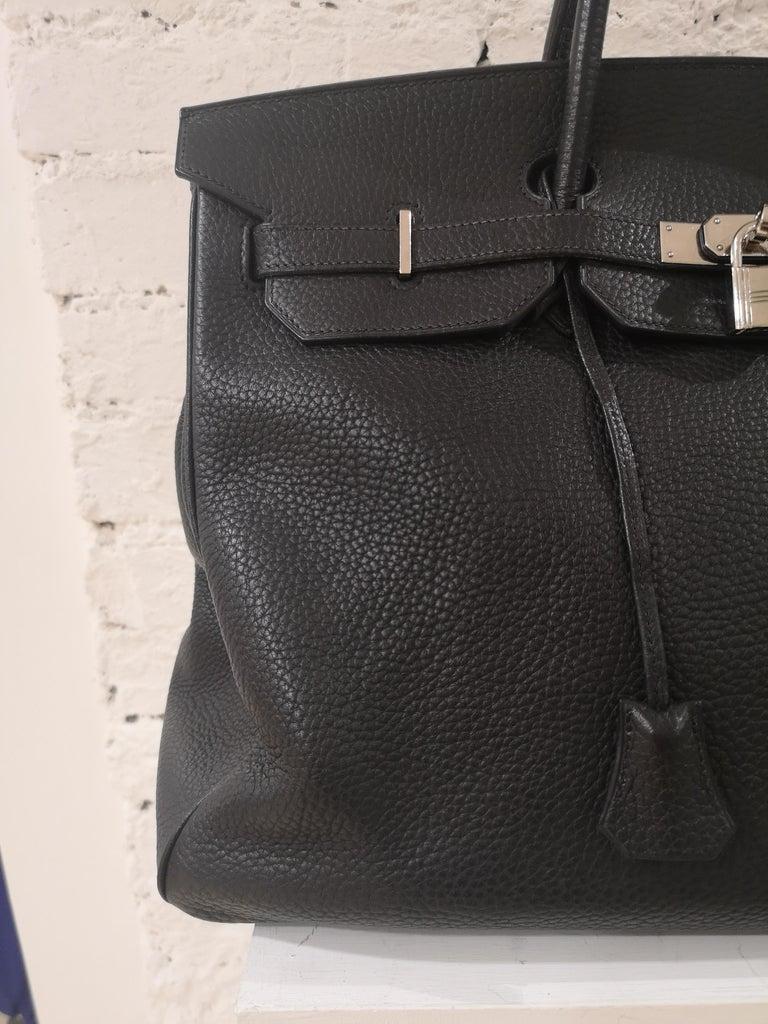 Hermes Birkin 40 Black  3