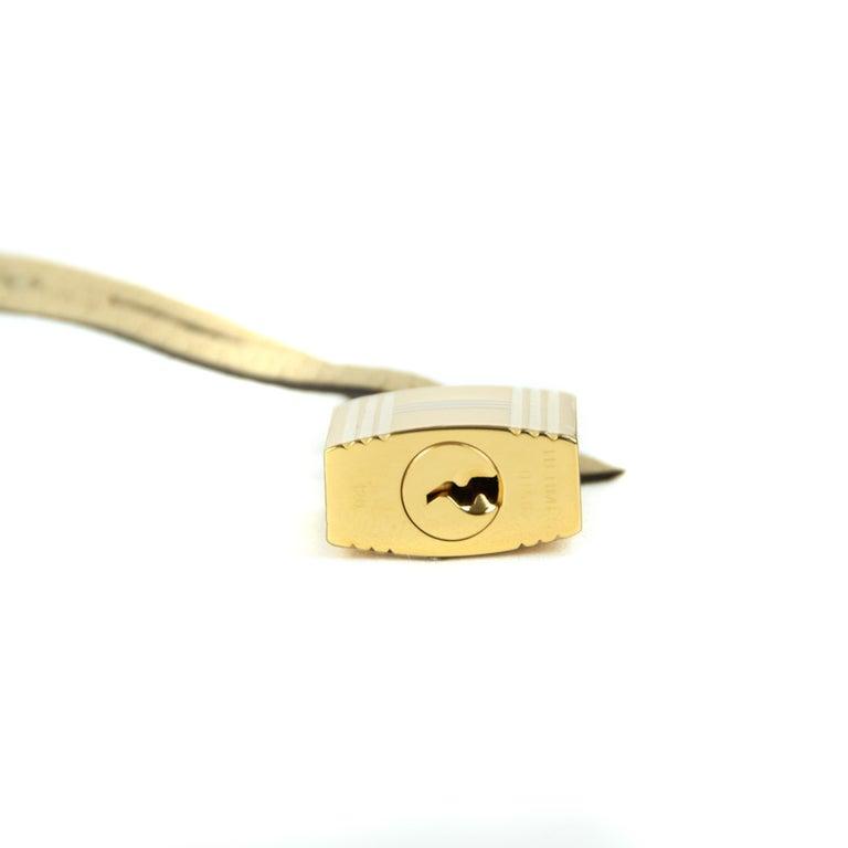 Hermes Birkin Bag 35cm Argile Togo GHW For Sale 3