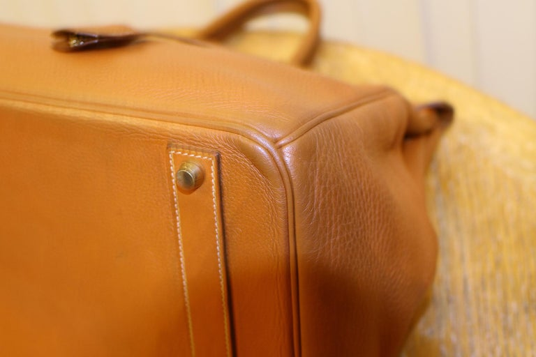Hermès Birkin Bag 40 from Hermès Staff For Sale 6