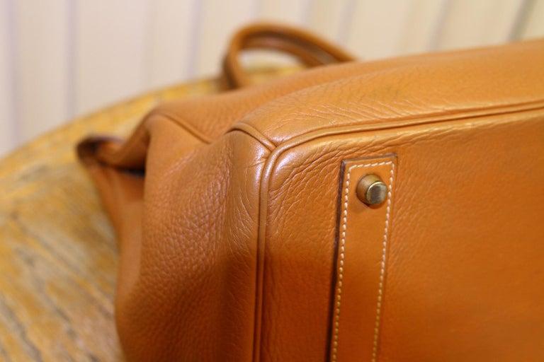 Hermès Birkin Bag 40 from Hermès Staff For Sale 7