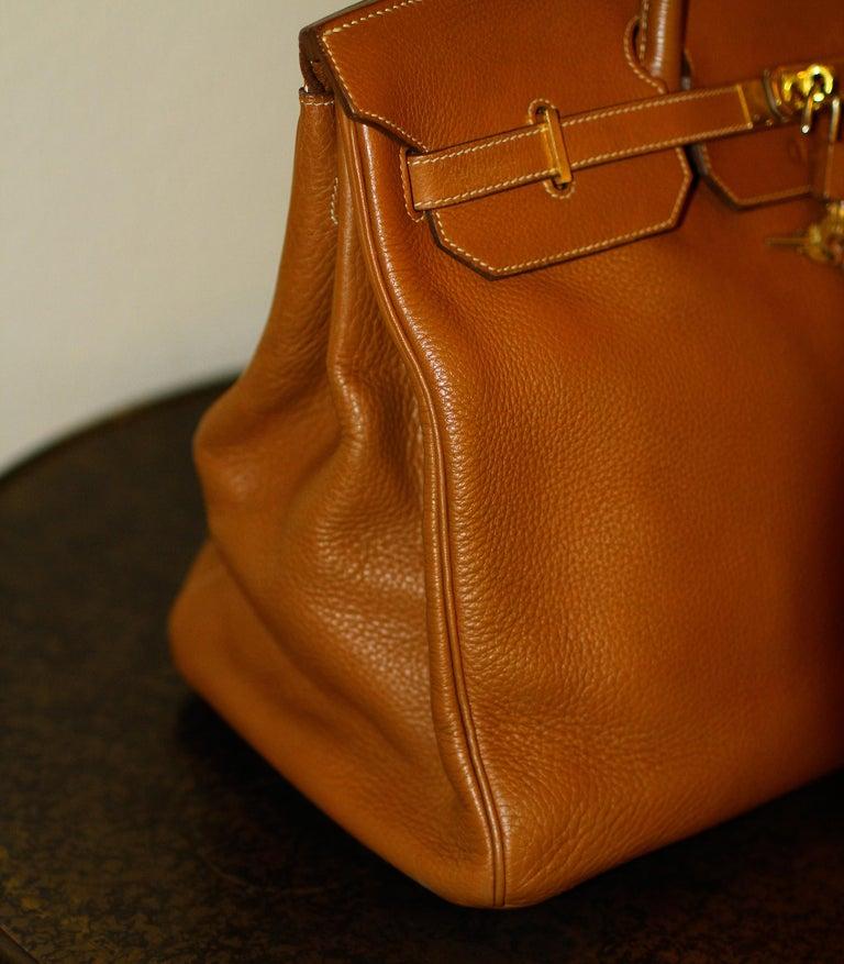 Hermès Birkin Bag 40 from Hermès Staff For Sale 2