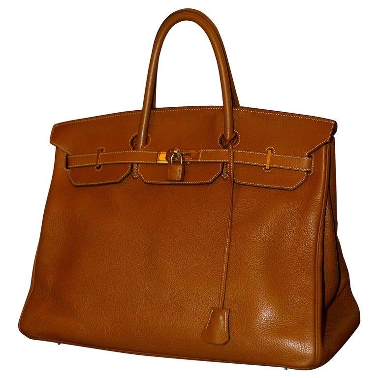 9bc25dfb454e Hermès Birkin Bag 40 from Hermès Staff For Sale at 1stdibs