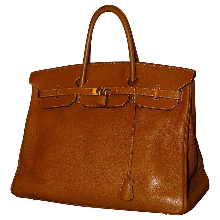 Hermès Birkin Bag 40 from Hermès Staff For Sale