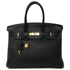 Hermes Birkin Black 35