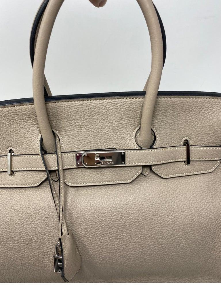 Hermes Birkin Griss 35 For Sale 5