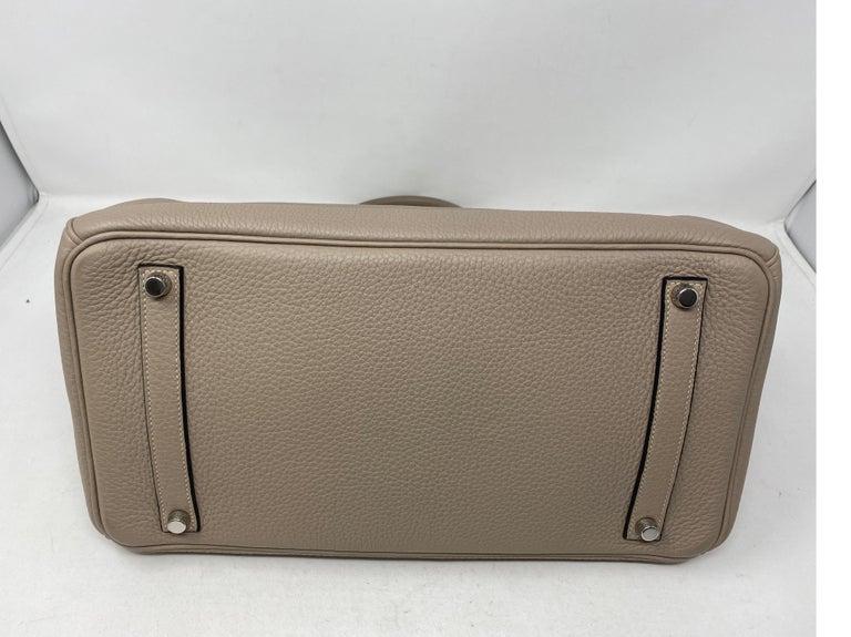 Hermes Birkin Griss 35 For Sale 6