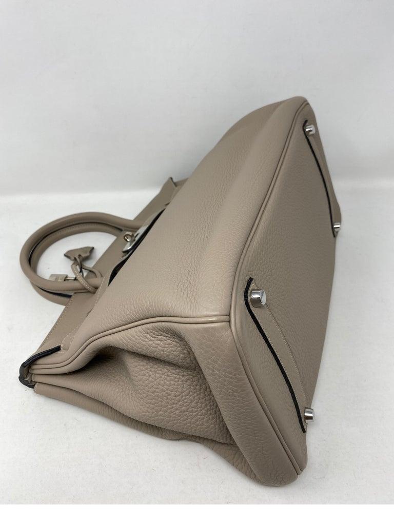 Hermes Birkin Griss 35 For Sale 7