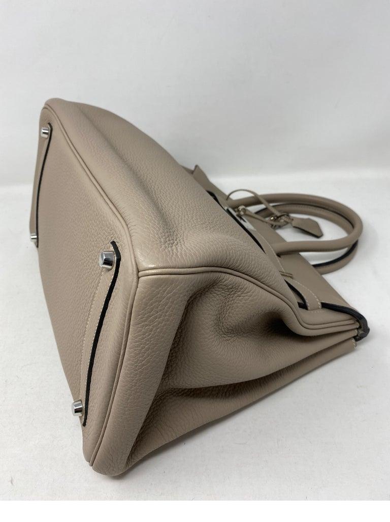 Hermes Birkin Griss 35 For Sale 8