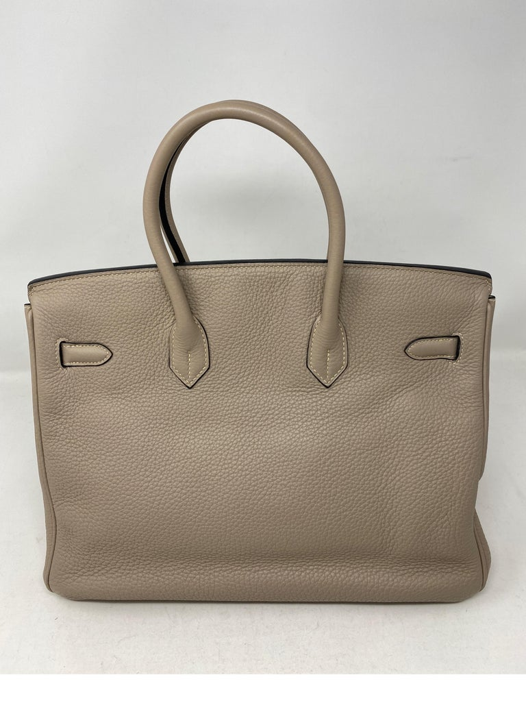 Hermes Birkin Griss 35 For Sale 9