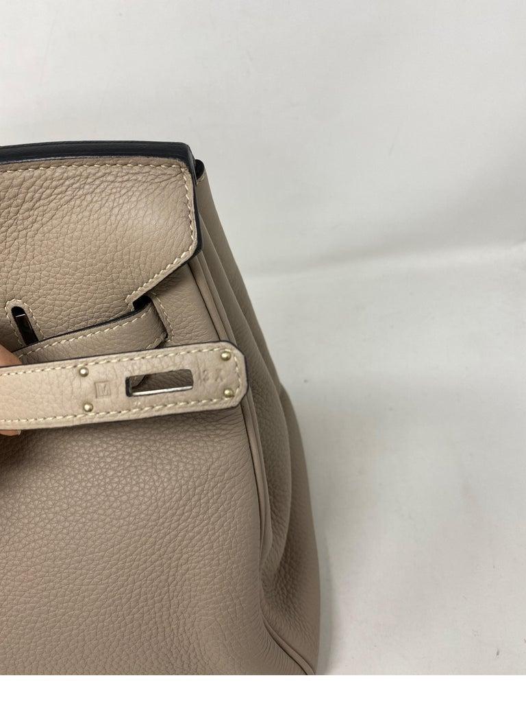 Hermes Birkin Griss 35 For Sale 2