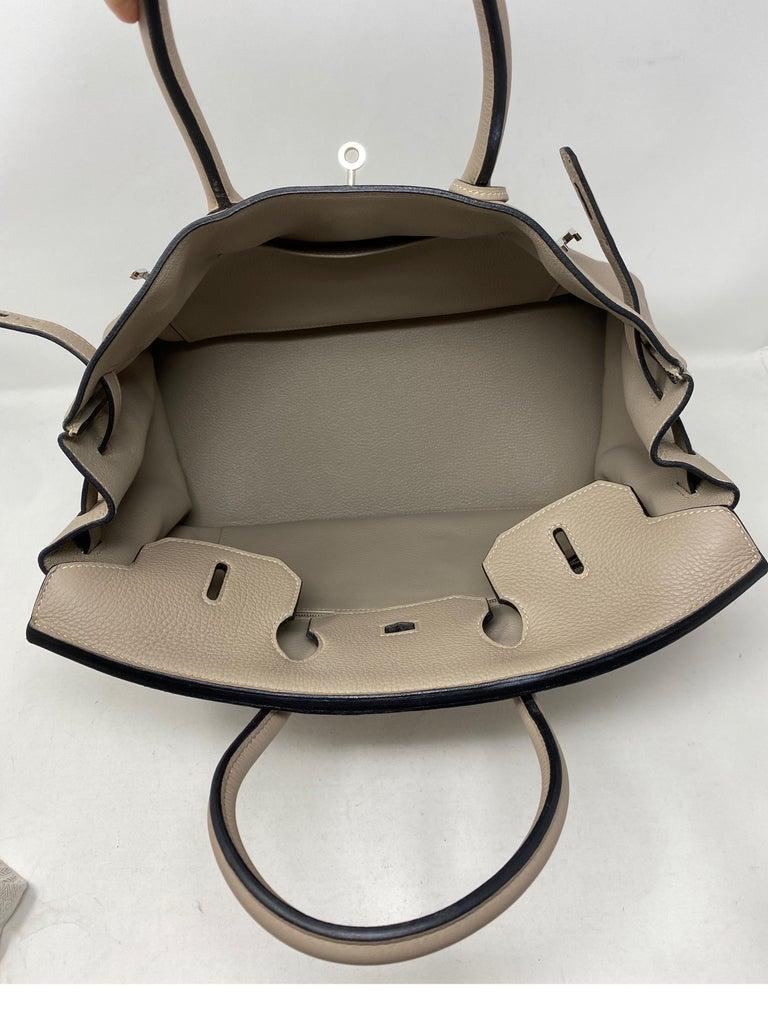 Hermes Birkin Griss 35 For Sale 3