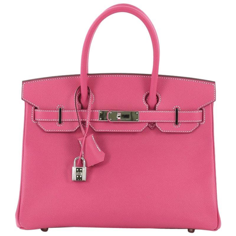 2b2f74056c91 Hermes Epsom Handbags - 271 For Sale on 1stdibs