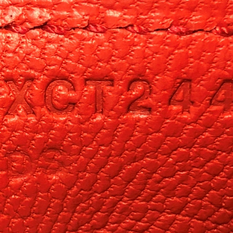 c2e581a782 Hermes Birkin Handbag Terre Battue Togo with Gold Hardware 30 For Sale 3