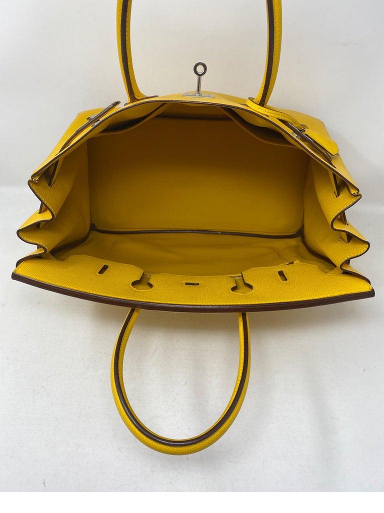 Hermes Birkin Soleil 35 Bag For Sale 2