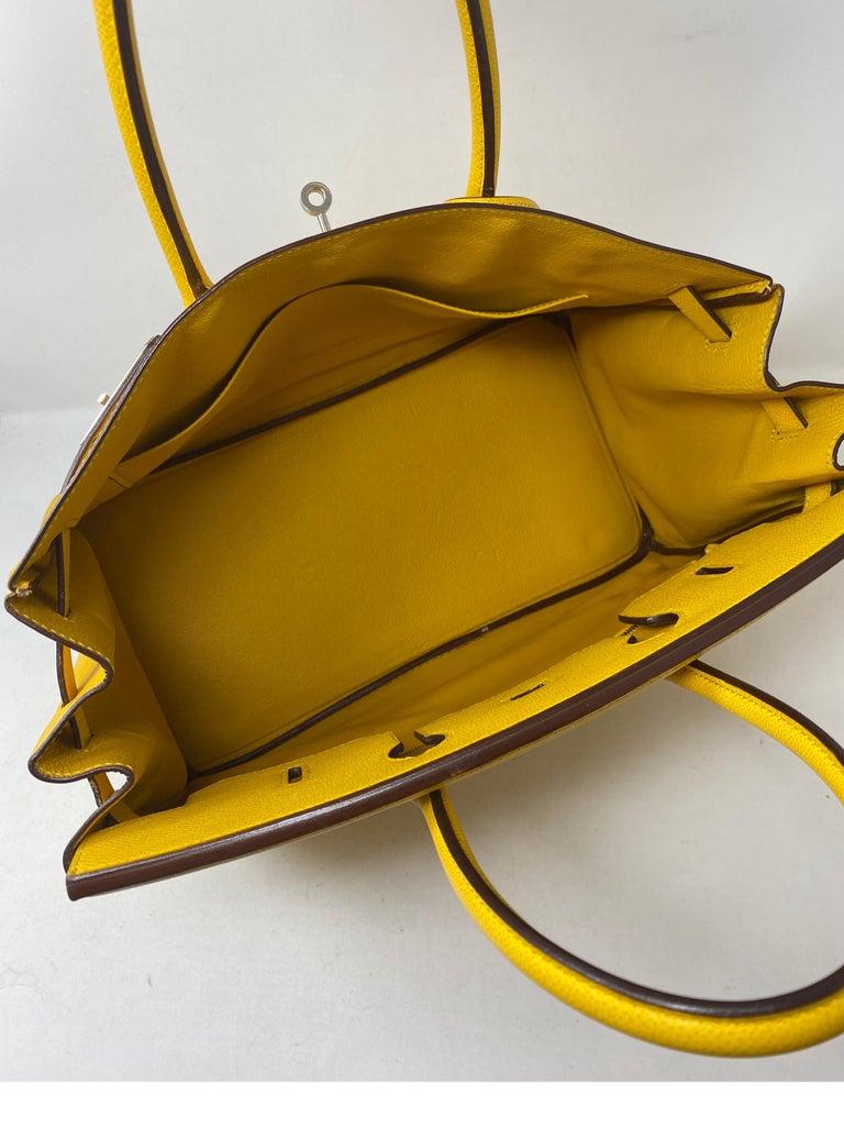Hermes Birkin Soleil 35 Bag For Sale 3