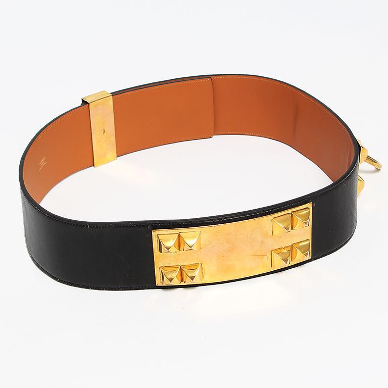 Brown Hermès Black