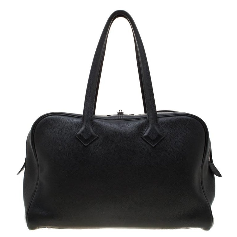 Handbags are more than just instruments to carry one's essentials. They tell a woman's sense of style and the better the bag, the more confidence she gets when she holds it. Hermes brings you one such creation meticulously made from leather and