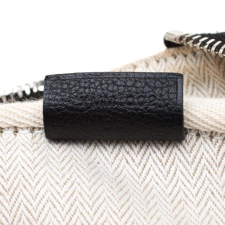 Hermes Black Leather Victoria II Fourre Tout 35 Bag For Sale 5