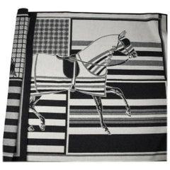 Hermes Blanket Couvertures Nouvelles Plaid Silex Limited Edition New
