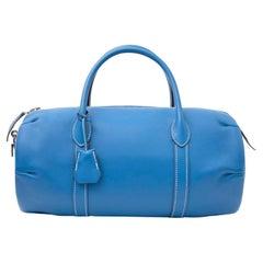 Hermès Blue Shoulder Bag