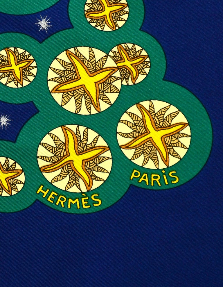 Women's Hermes Blue, Teal, Gold