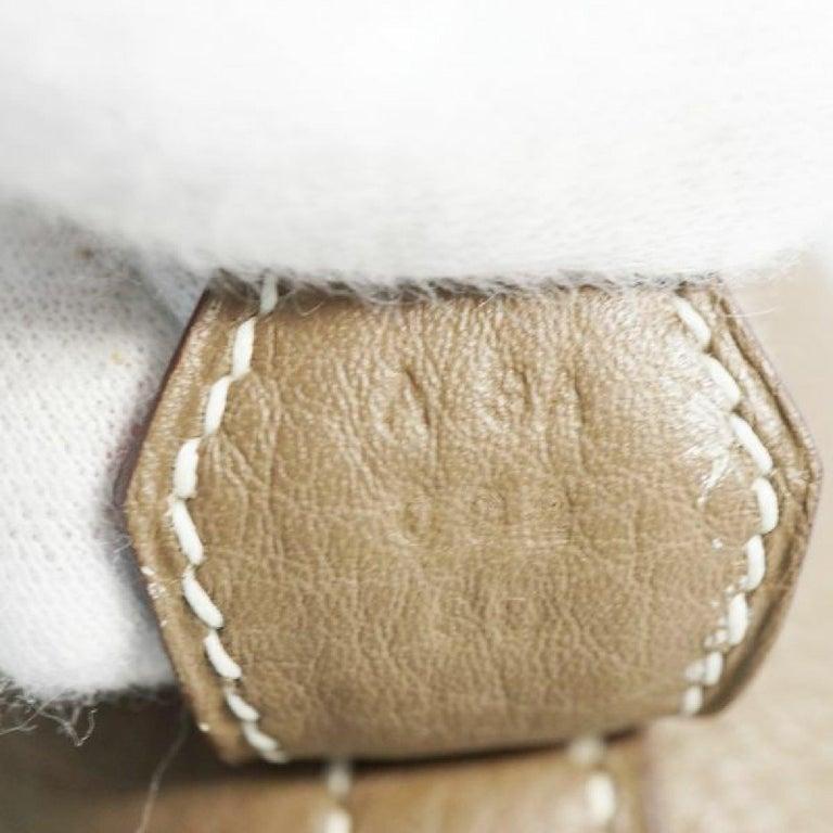 HERMES Boledo31 Womens handbag Etooope x silver hardware For Sale 3
