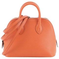 Hermes Bolide 1923 Bag Chevre Mysore Mini