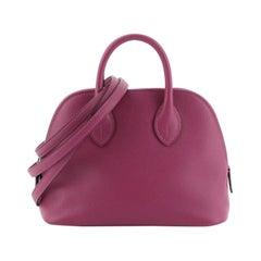 Hermes Bolide 1923 Bag Evercolor Mini