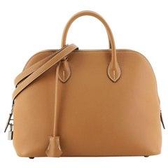 Hermes Bolide 1923 Bag Novillo 30
