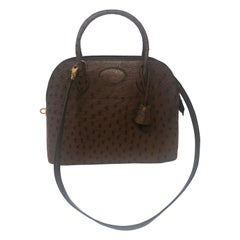 Hermes Bolide 31 Ostrich Leather Bag