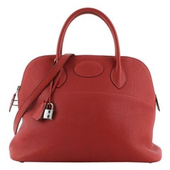 Hermes Bolide Bag Clemence 35