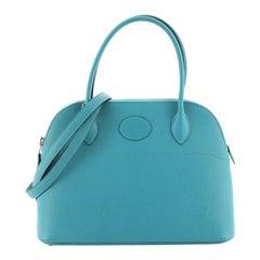 Hermes Bolide Handbag Chevre Mysore 27