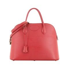 Hermes Bolide Handbag Courchevel 35