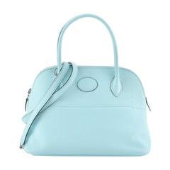 Hermes Bolide Handbag Swift 27