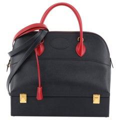 Hermes Bolide Macpherson Handbag Courchevel 34
