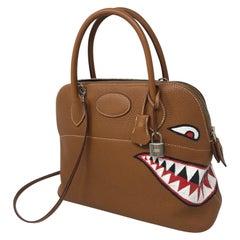 Hermes Bolide Shark Bag