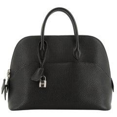 Hermes Bolide Web 1923 Handbag Togo 31