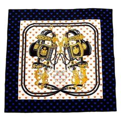 Hermes Brides de Gala Love Scarf Silk Limited Edition Carre 90 cm New w/ Box