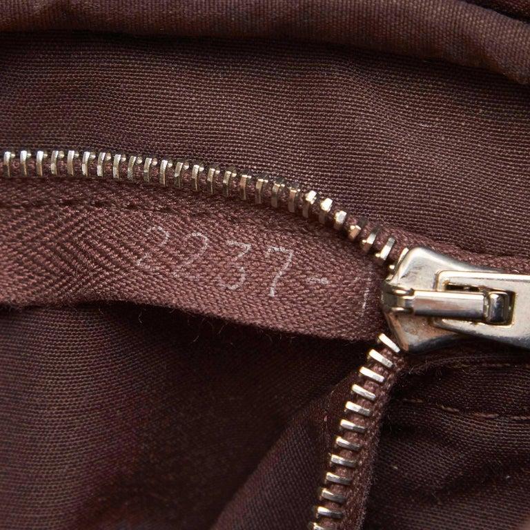 3491f788df56 Hermes Brown Acapulco Belt Bag at 1stdibs